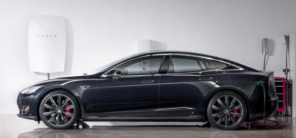 Tesla Powerwall and Tesla Car
